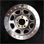 WITH POLISHED SLIM RINGandard finish wheel